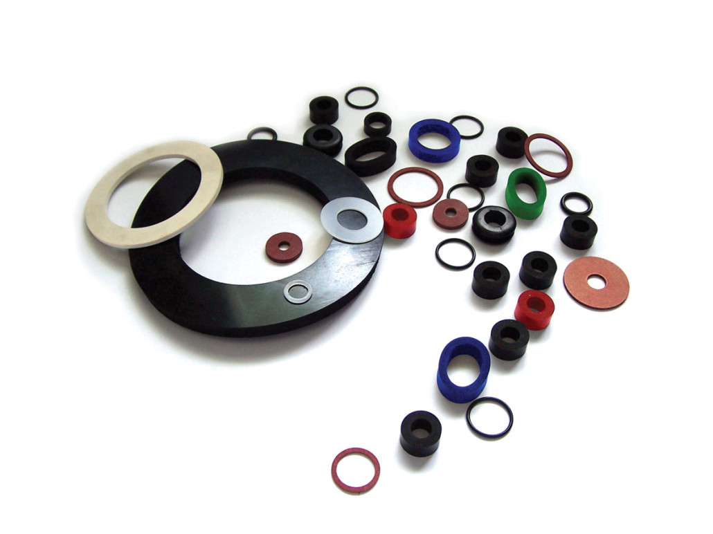 Rubber And Fibre Washers