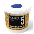 Handy 5 Disinfectant Wipes
